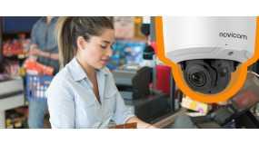 Профессиональное решение для видеонаблюдения в зоне денежных потоков