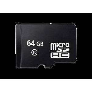 Карта памяти MicroSD 64Gb (ver. 4396)